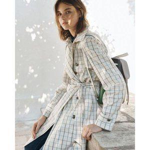 Lauren Ralph Lauren Tattersall Trench Coat 18